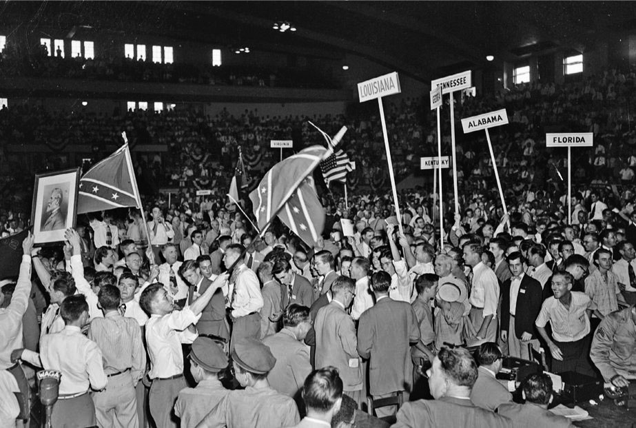 [Image: 1948_Dixiecrat_convention.jpg]