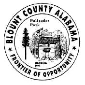 Former Blount County seal