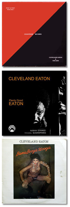Cleveland Eaton LPs.jpg