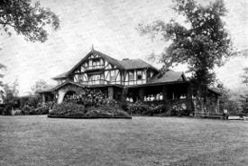 Country Club of Birmingham clubhouse