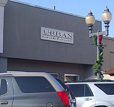 Urban Cookhouse in Homewood, December 2012