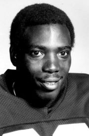 Ozzie Newsome during college