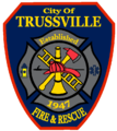 Trussville Fire and Rescue badge.png