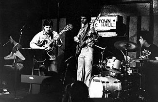 The Ray Reach Group at Old Town Music Hall in 1980