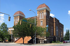 16th Street Baptist Church, 1911