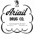 1967 Ariail Drug Co ad.png