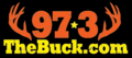 97-3 The Buck logo.png