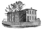 Powell (Free) School, opened in 1874