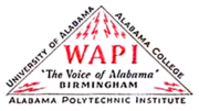 WAPI logo from 1931