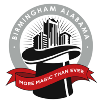 The Birmingham logo, unveiled in 2008