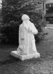 Statue of Brother Bryan by George Bridges