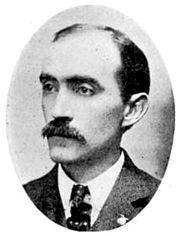 Walter McAdory in 1904