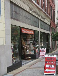 Reed Books, July 2010