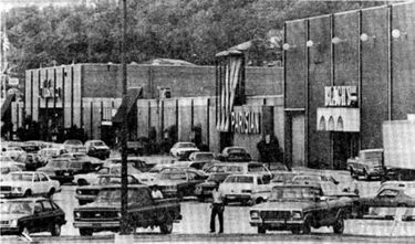 Eastwood Mall in 1981. Courtesy Birmingham Public Library
