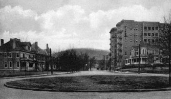 Five Points Circle in the 1910s
