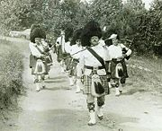 Ben Dearg Pipe Band