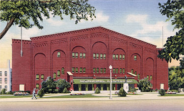 Municipal Auditorium, c. 1937
