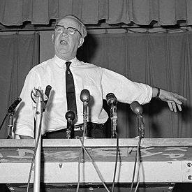 Shortly after leaving office, former Commissioner Connor addressed the Tuscaloosa White Citizens Council in June 1963