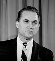 George Wallace, died in 1998
