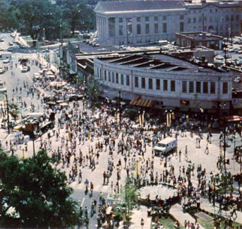 Five Points Festival in 1986