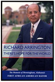 Cover of Arrington's 2008 memoir