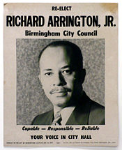 1975 campaign poster