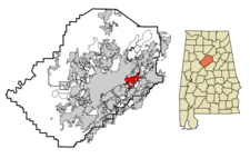 Irondale locator map.png