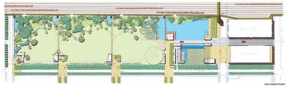 Development Of Railroad Park Bhamwiki